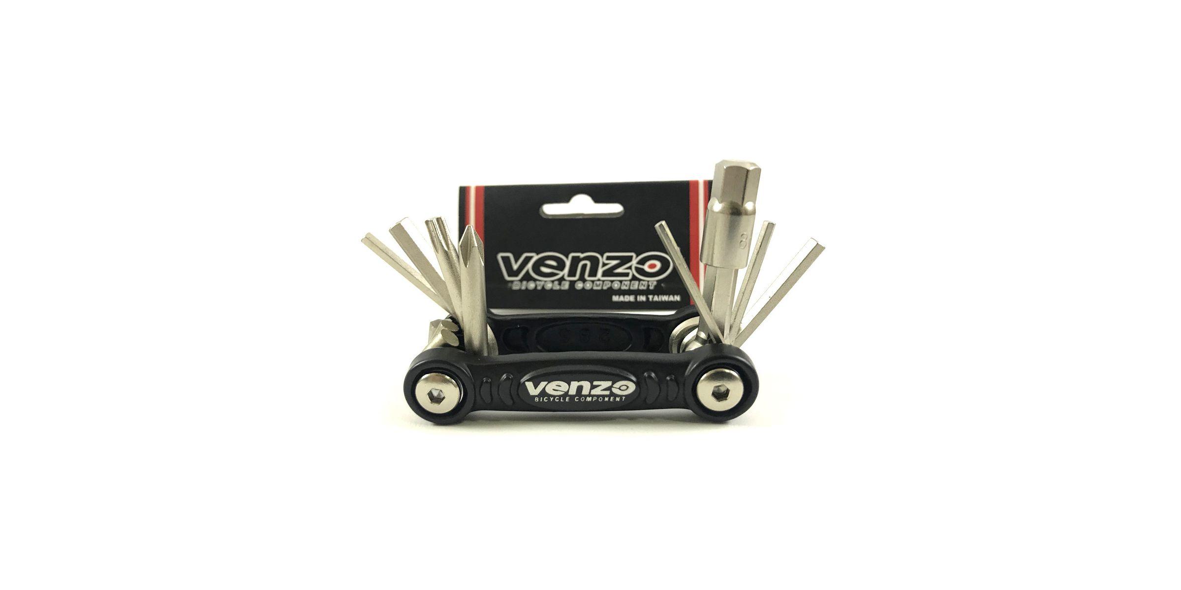 Мультитул VENZO 9 в 1 F-33-003 PSP-0398