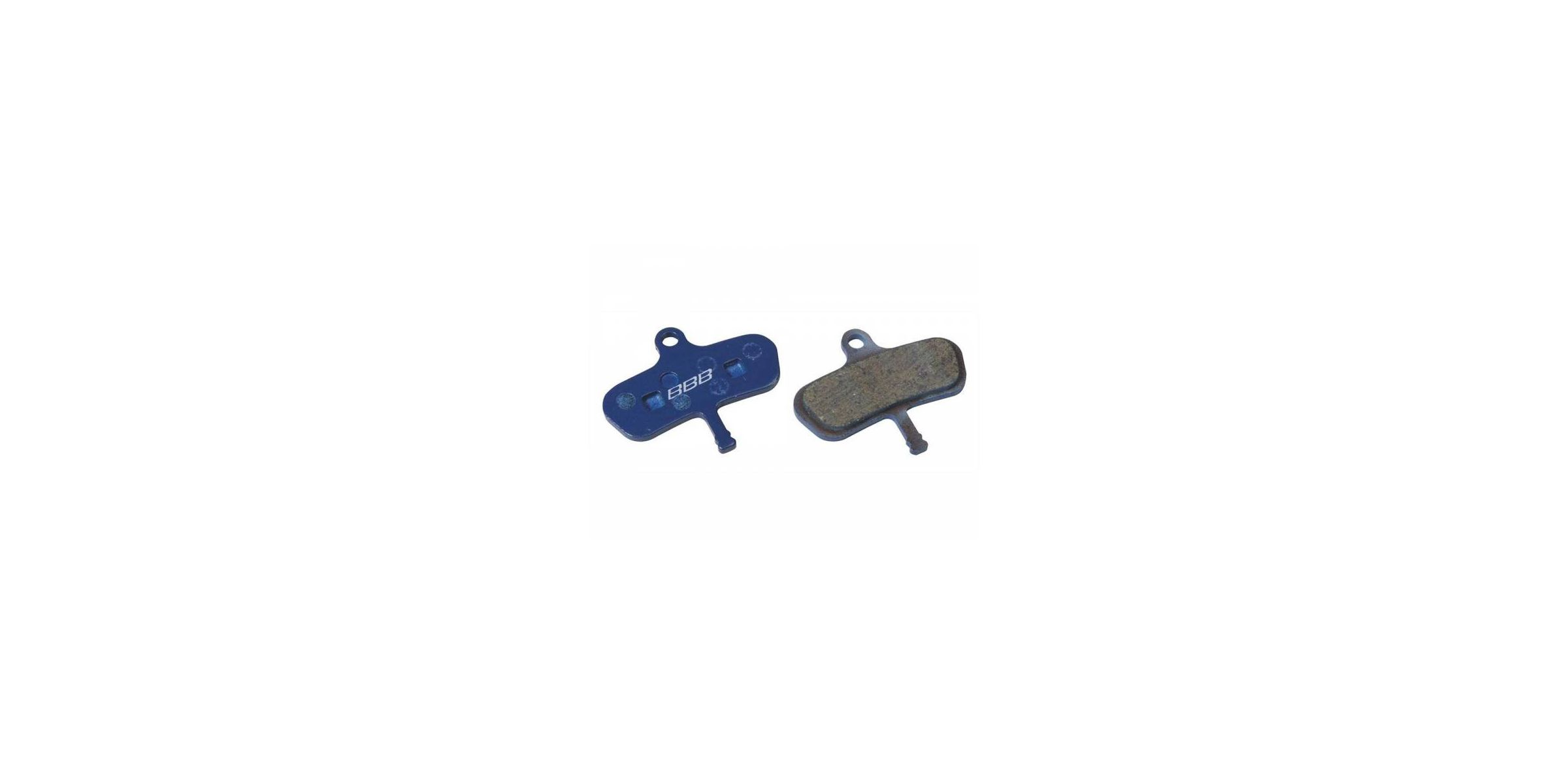 Колодки тормозные BBB BBS-44 PSP-04205