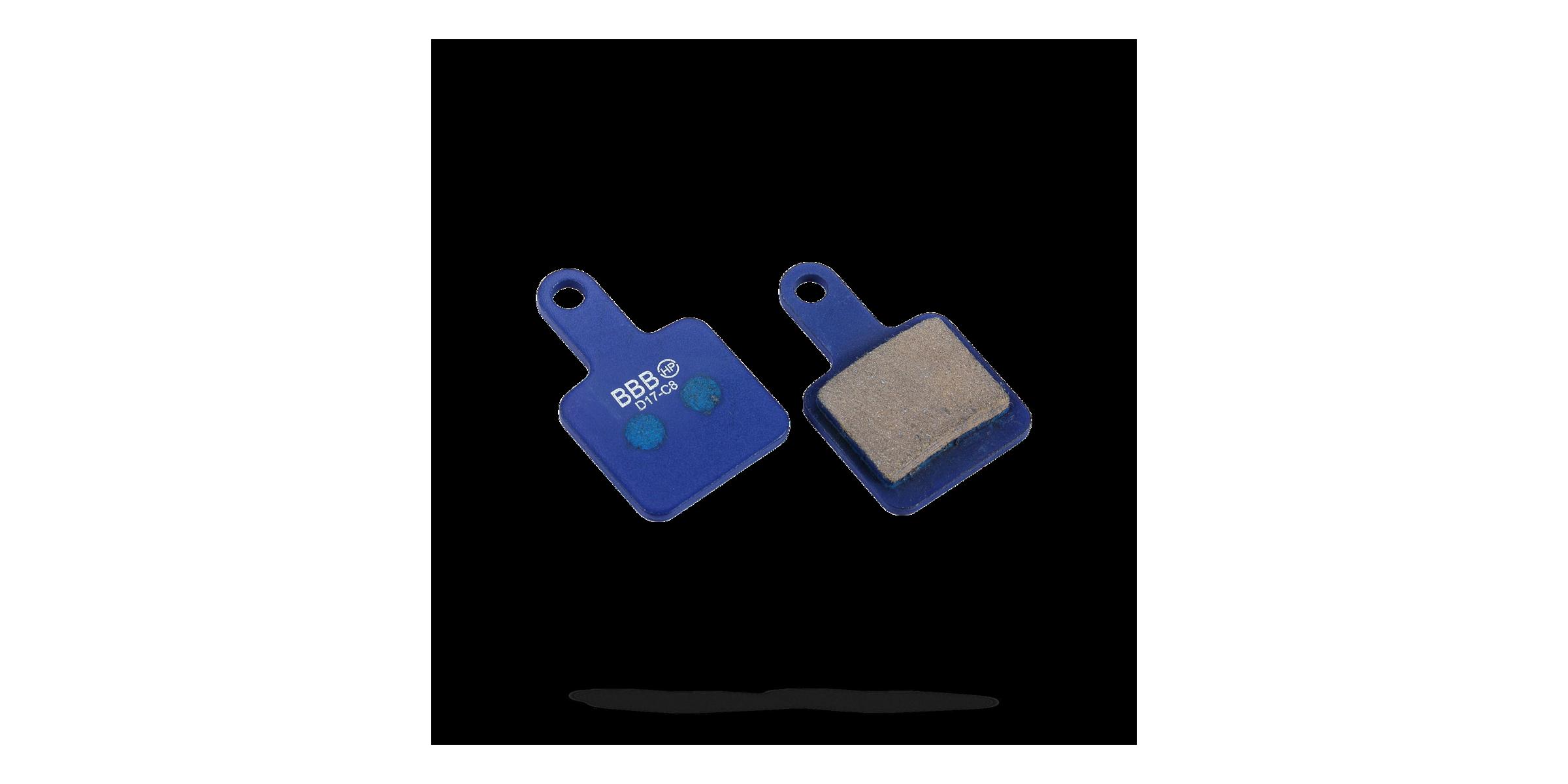 Колодки тормозные ВВВ BBS-77 PSP-04224