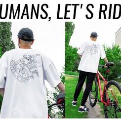 """Друзі, раді вам повідомити прекрасну новину!  Ми з нетерпінням чекаємо 2-й етап ЛКУ,  котрий пройде 06.06.21 - у Харкові(Kharkiv XC Team)  і це надихнуло нас разом з художником  Олександром Гребенюк @graph0man та українською компанією по виробництву одягу """"CRYZA"""" @cryza_store створити оверсайз футболки,  які навіть в повсякденному житті  будуть підкреслювати ваші вподобання. Переможці заїздів, окрім  звичних сертифікатів від компанії PBG,  отримують у подарунок наші творчі емоції. 👕 До зустрічі на змаганнях! Бажаємо кожному перемоги!"""