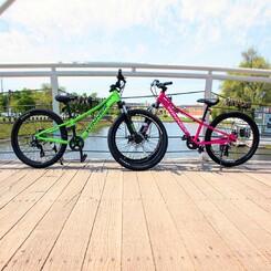 """До 1 червня присвячується! Діти — це квіти нашого життя! Компанія PBG підкреслює це, створивши лінійку дитячих велосипедів Betty 24"""". Яскраві та бурхливі кольори, яких прикрасять сірість міського асфальту, а співвідношенням рами до коліс дають маленьким райдерам ефект плавного катання і більшої швидкості. Дізнайтеся більше на https://probicyclegroup.com/uk/bicycles/1786-1360-winner-betty-24-2021.html#/45-kolir-biryuzovij"""